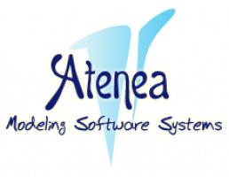 Atenea realiza una investigación sobre sistemas de software de modelado.