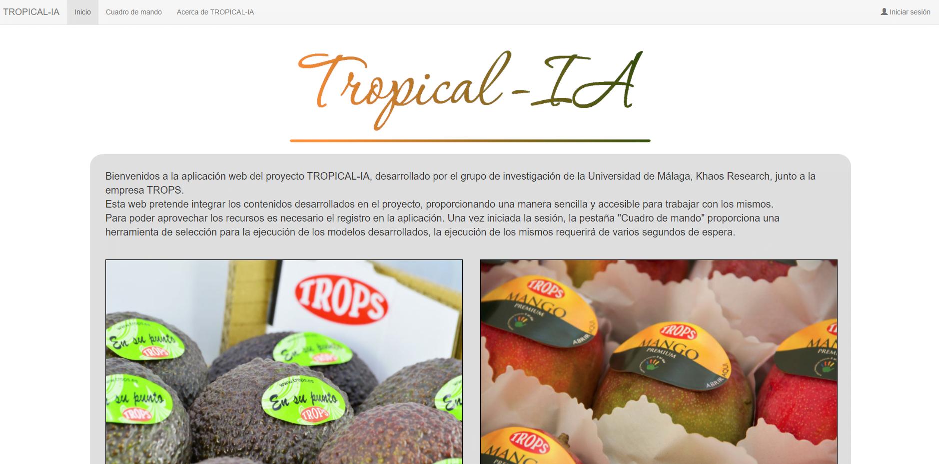 TROPICAL-IA