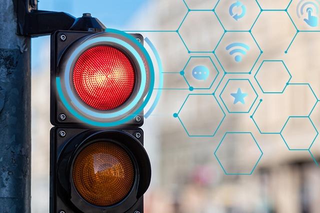Investigadores del grupo NEO desarrollan un sistema de gestión inteligente del tráfico.